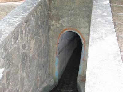 Тоннель в Долине Семи источников