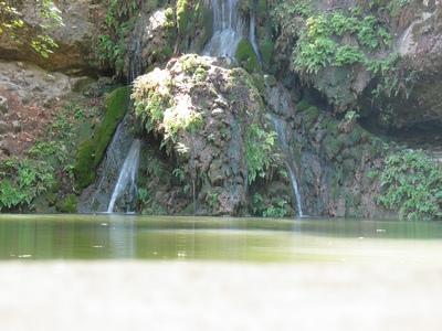 Водопадик в Долине