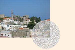 Родос. Старый город. Вид с крепостной стены