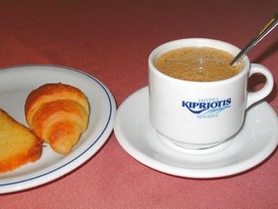 Круассанчики на завтрак